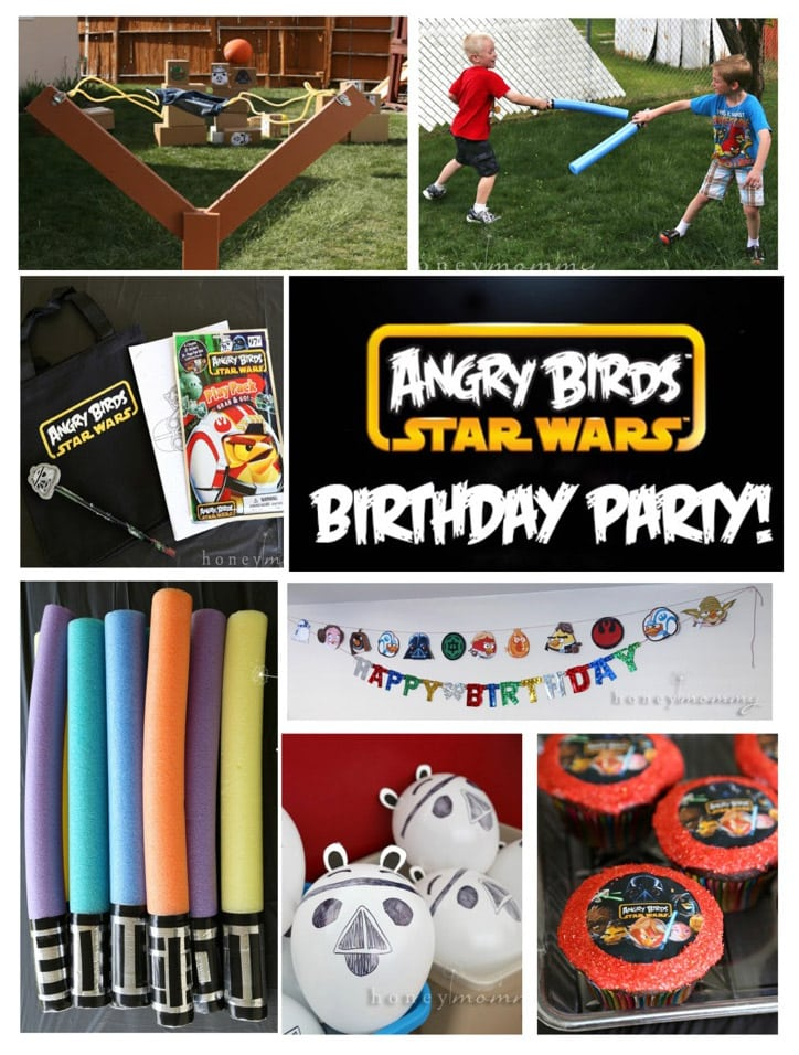 Angry Birds Invitations Online