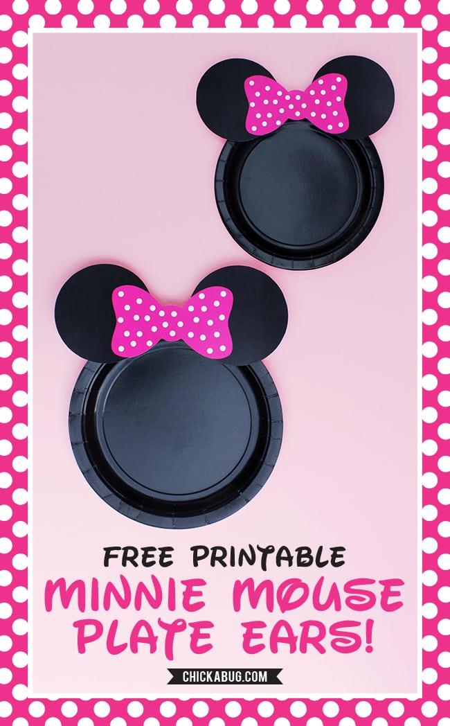 Diy Minnie Mouse Printables
