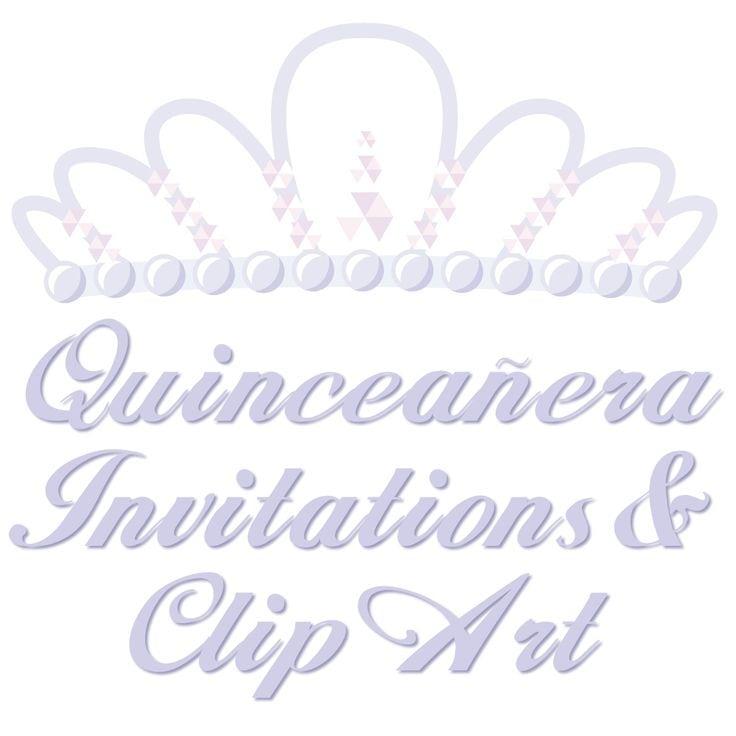 Free Online Printable Quinceanera Invitations