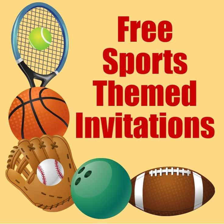 Free Printable Birthday Invitations Soccer Theme