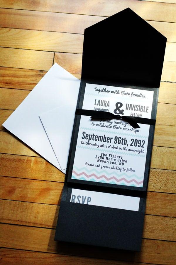 Free Printable Wedding Invitation Sets