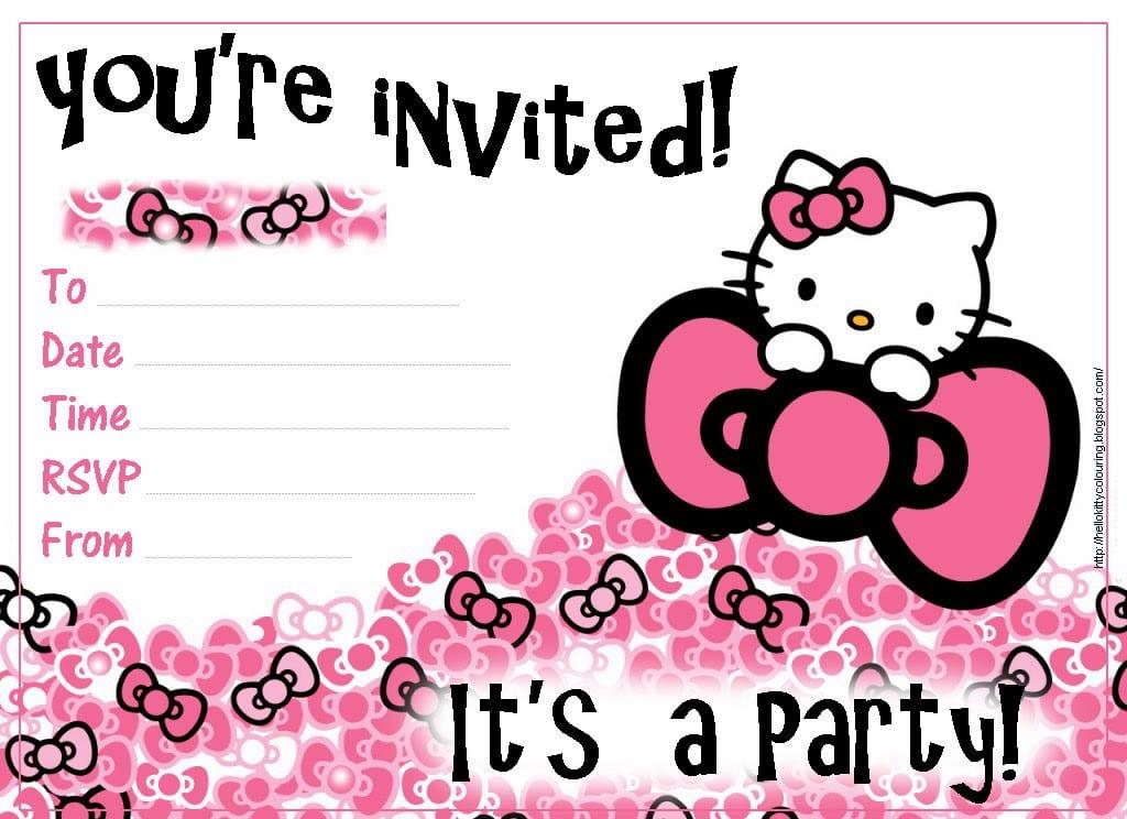 hello kitty sleepover invitation template file name hello kitty