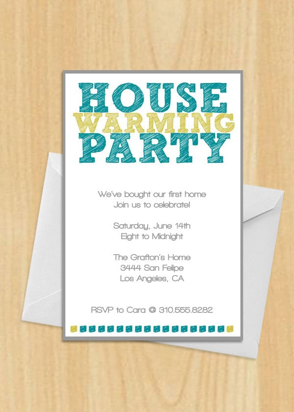 Housewarming Invitation Ideas Wording
