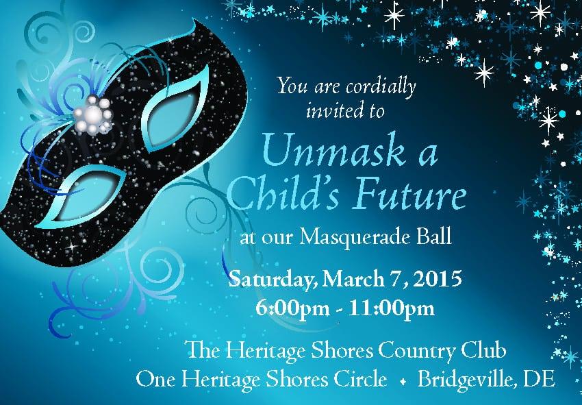 Masquerade Ball Invitations