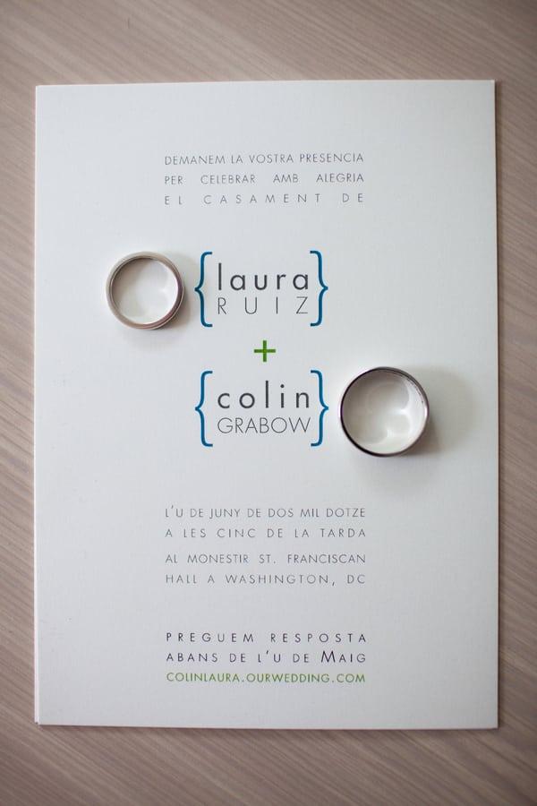 Simple Wedding Invitation Ideas