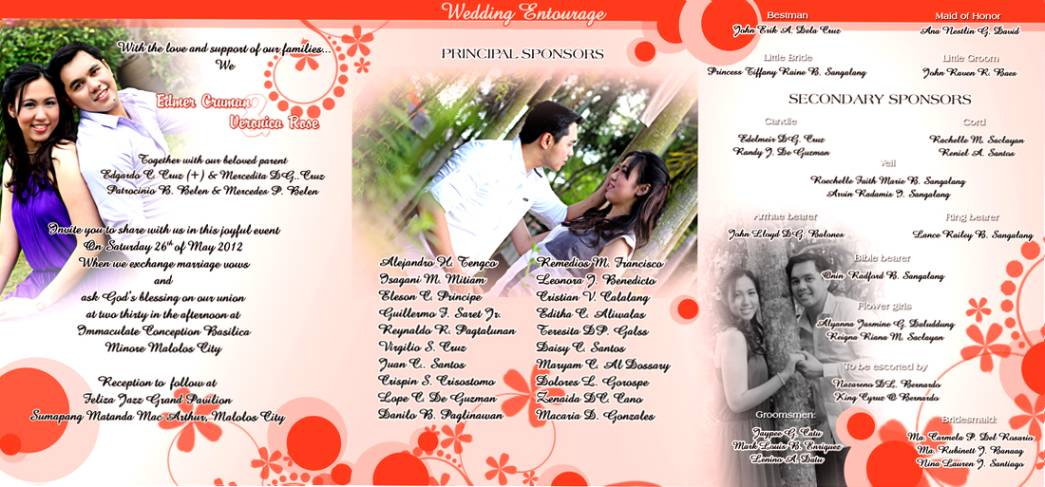 Wedding Invitation Philippines