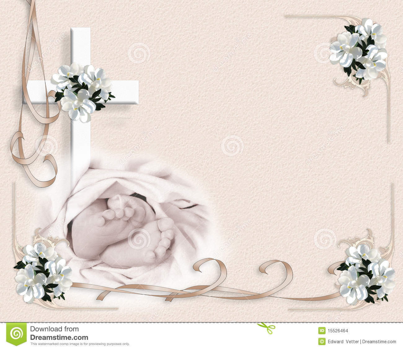 christening invitation free template 30 baptism invitation templates