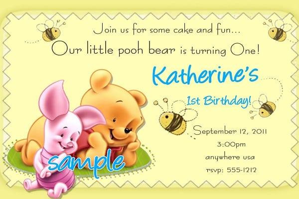 Birthday Cards Invitation Templates