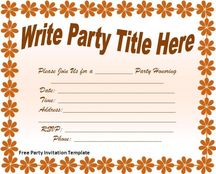 Basic Invitation Template. basic receipt template industrial ...