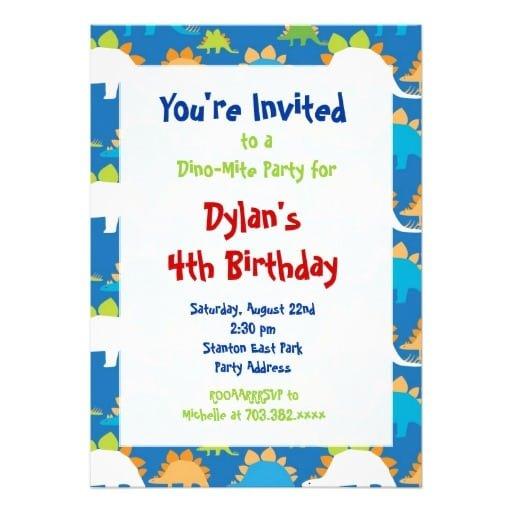 Cool Birthday Invitations