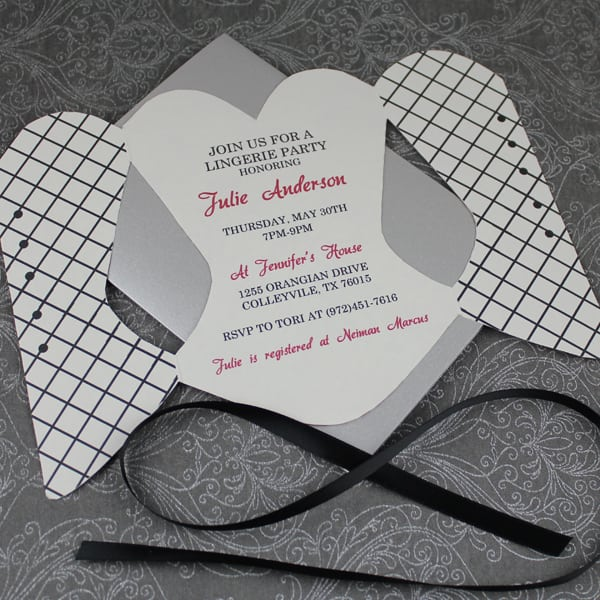Download And Print Invitation Template