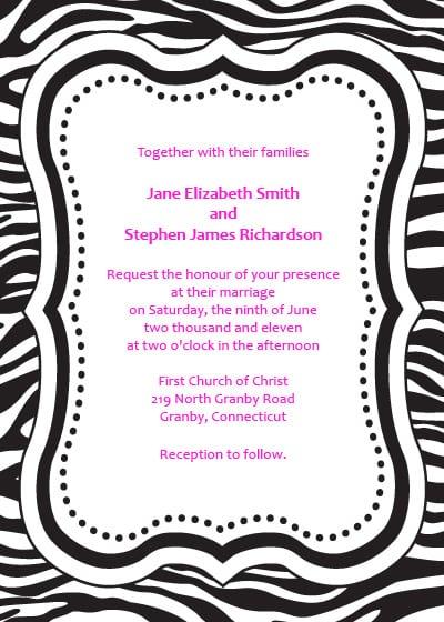 Free Bachelorette Invitations Templates