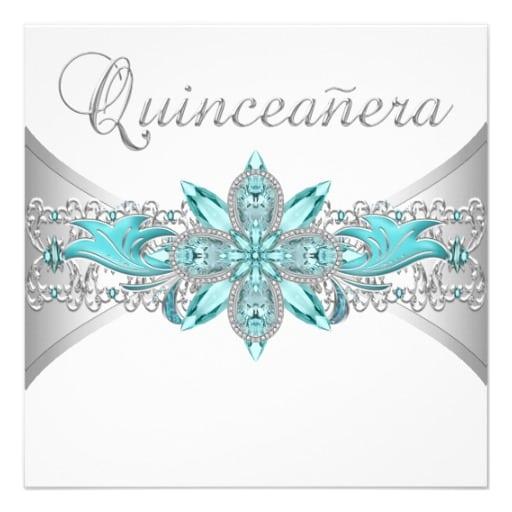 Free Invitation Templates For Quinceanera
