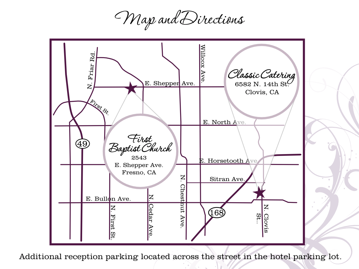 Free Maps For Invitations