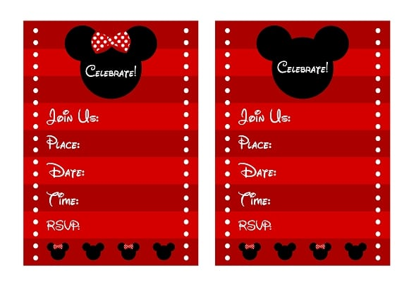 Free printable mickey mouse baby shower invitation download free printable mickey mouse baby shower invitation filmwisefo