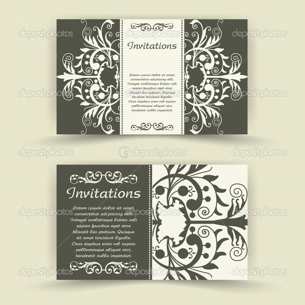Pamper Party Invitation Ideas