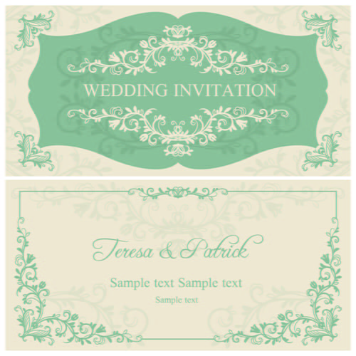 Invitation card design psd file free download download invitation card psd file free download stopboris Images