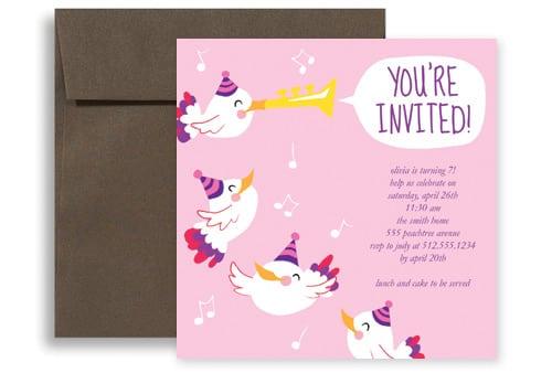 Birthday Invitation Wording For Toddler