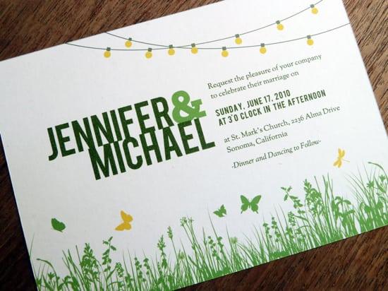 Downloadable Wedding Invitation Templates