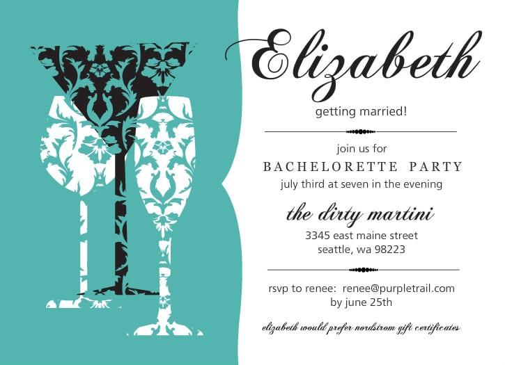 Free Bachelorette Party Invitation Maker