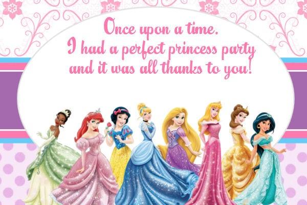 Free Disney Birthday Invitation Templates