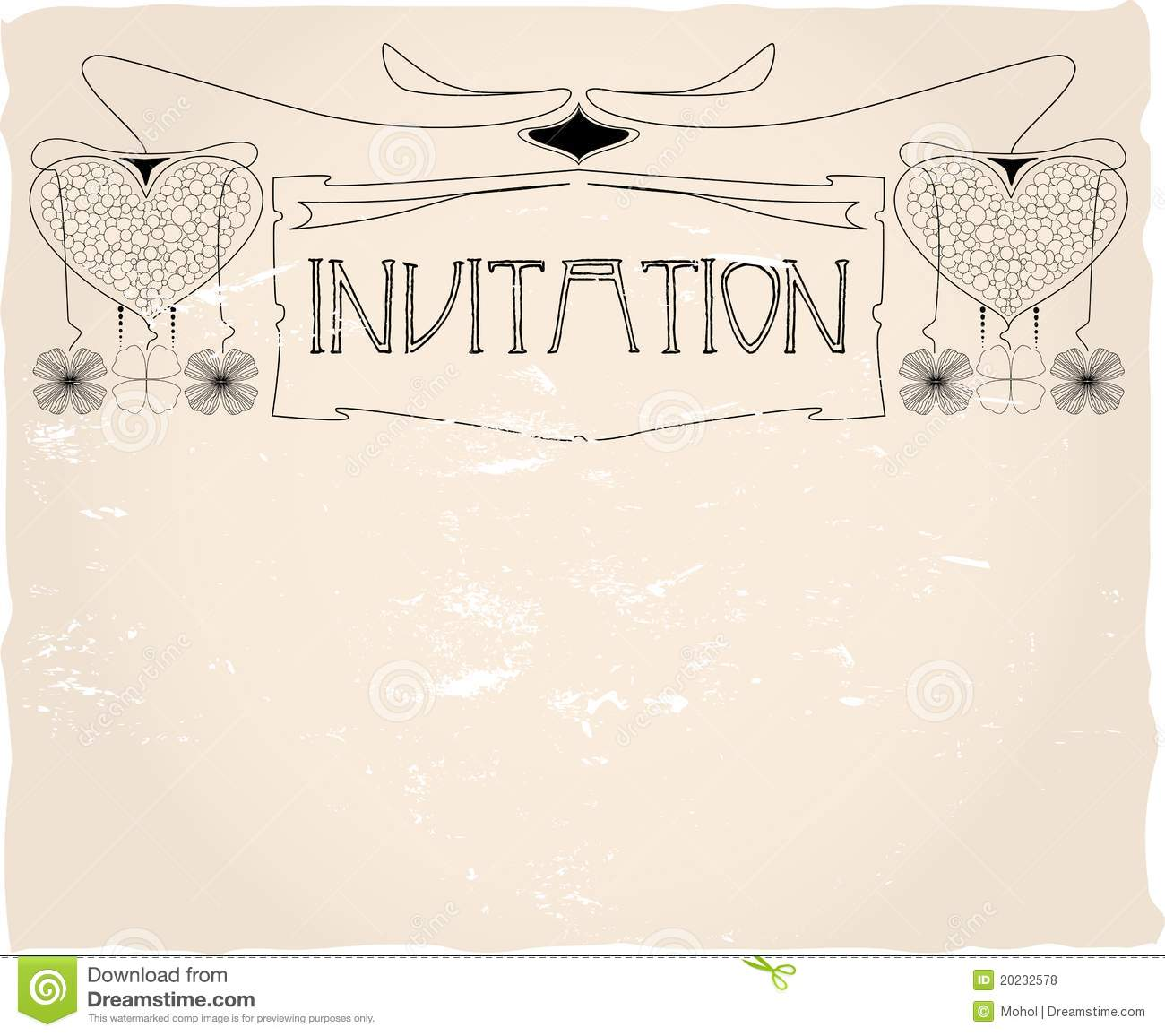 Free Download Template For Invitation