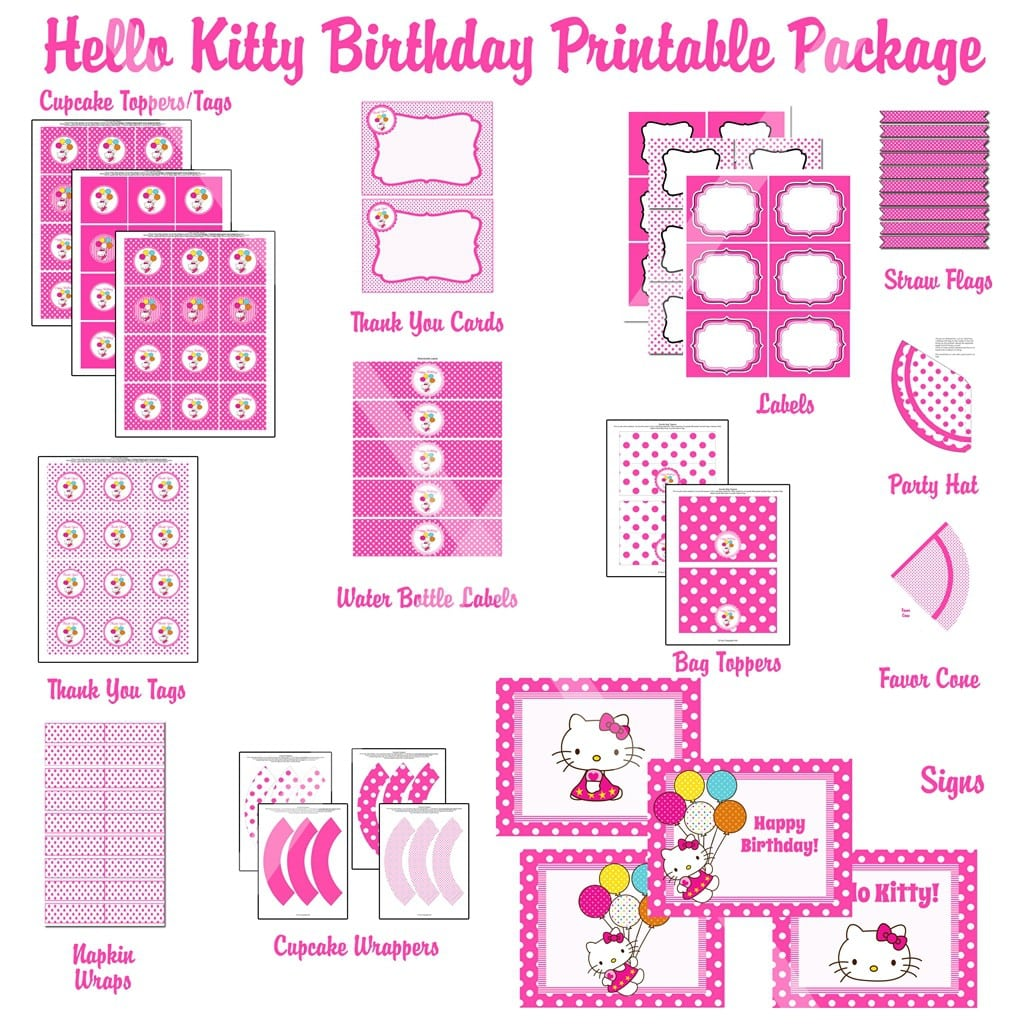 hello kitty invitations templates printable ctsfashion com blank hello kitty template invitation