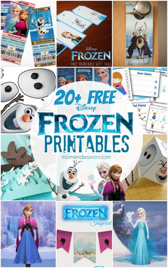 Frozen Free Birthday Invitation For Free Printables