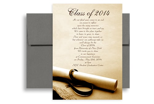 Graduation Party Invitation Templates Free Word