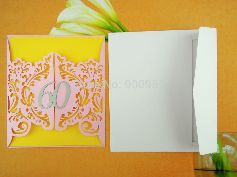 Invitation Card About A Birhtday Party