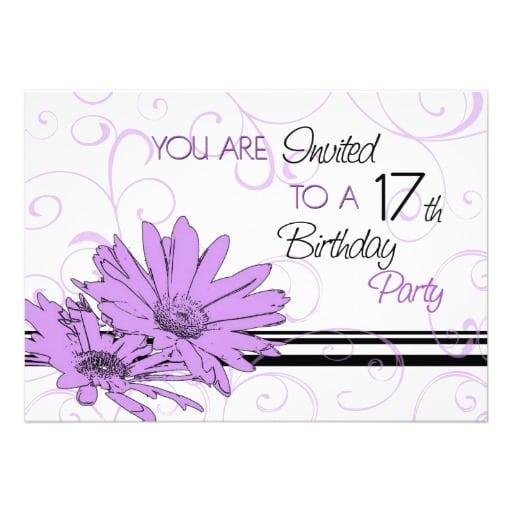 Invitation card birthday stopboris Image collections