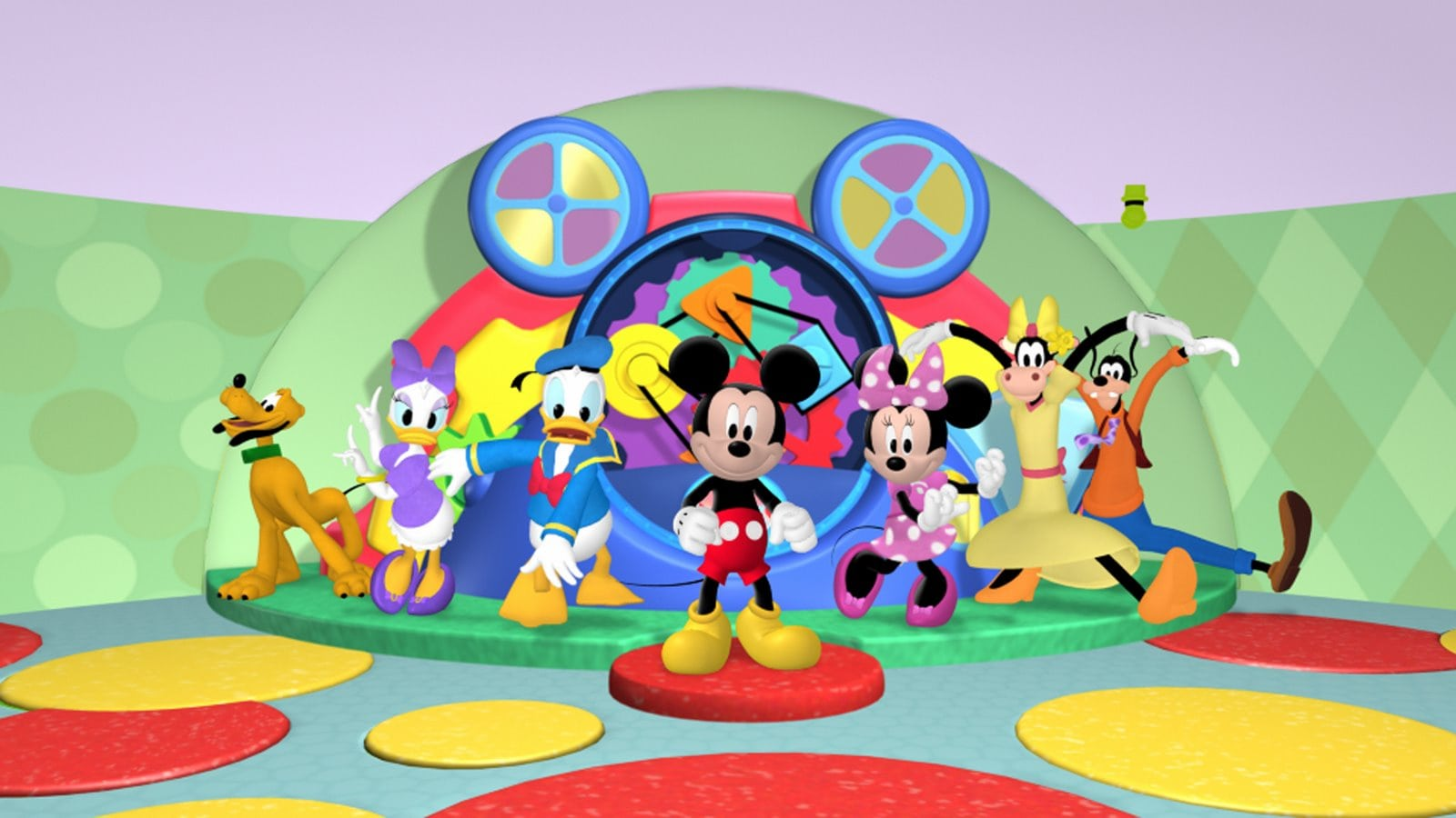 Invitation Mickie Mouse Clubhouse Free