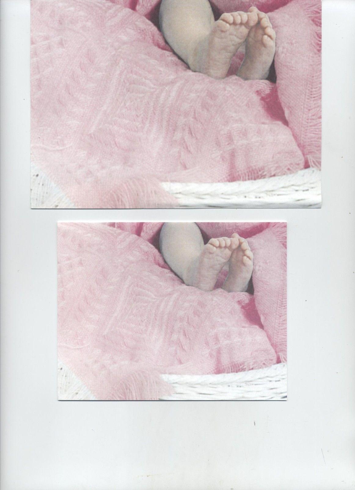 Printable Blank Baby Shower Invitations