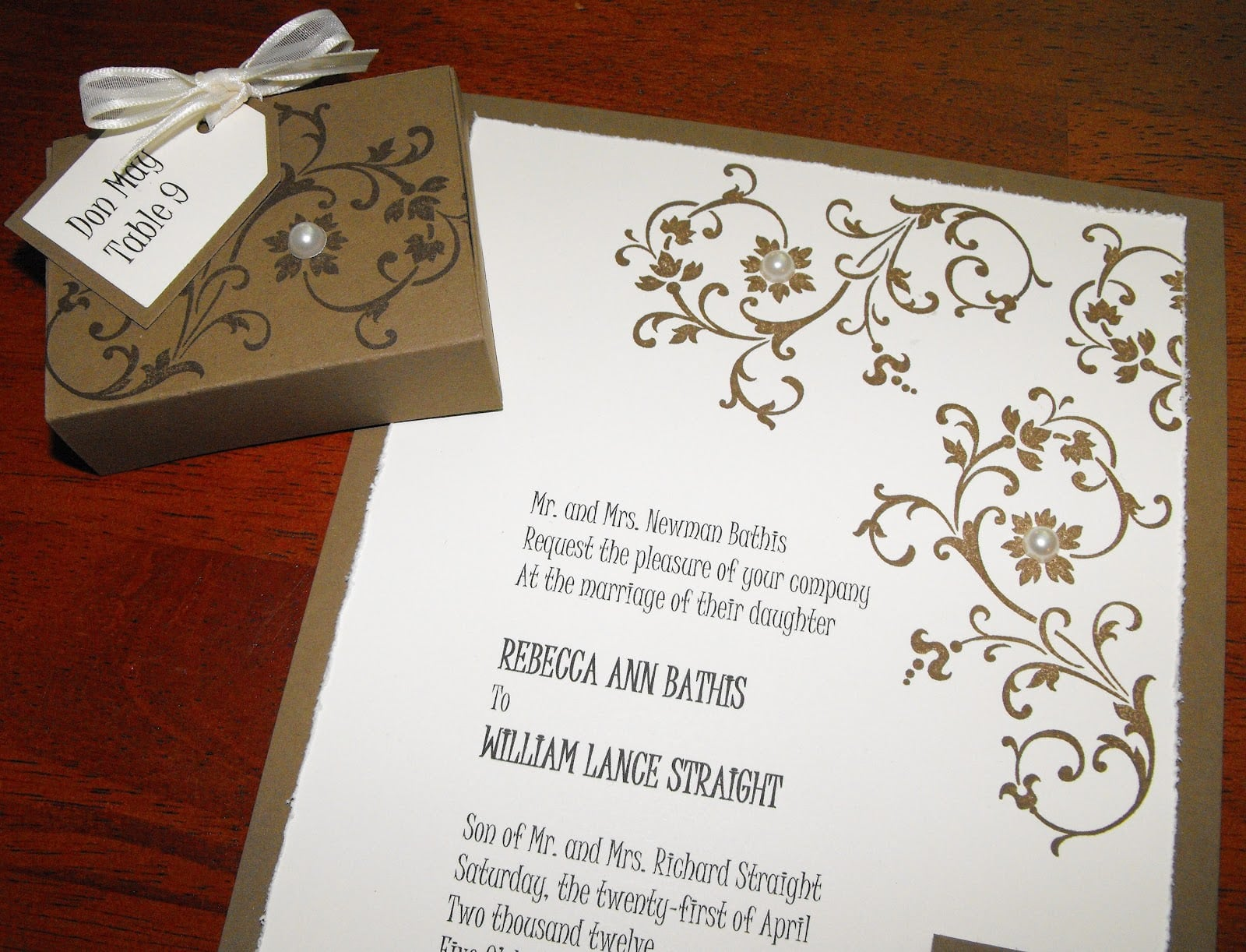 Printable Driving Directions For Invitations