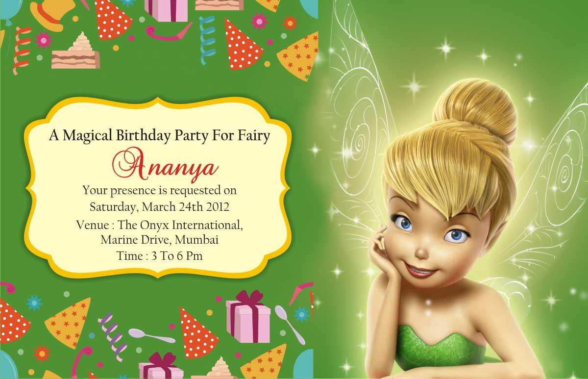 Free Templates For Birthday Invitations Statement Template