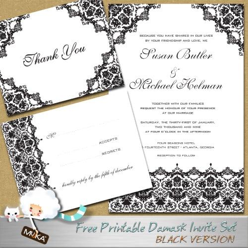 Vista Printable Graduation Invitation Template Free