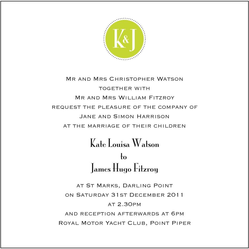 Wedding Personal Invitation Wordings Invite Friends | Newsinvitation.co