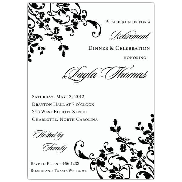 retirement invitation templates printable file name free retirement ...