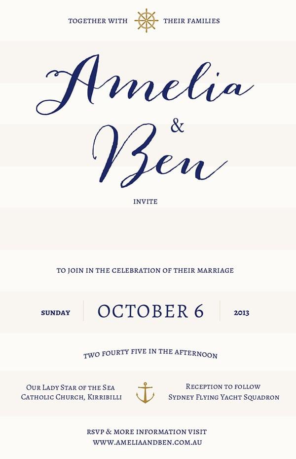 Wedding Invitation Freelance