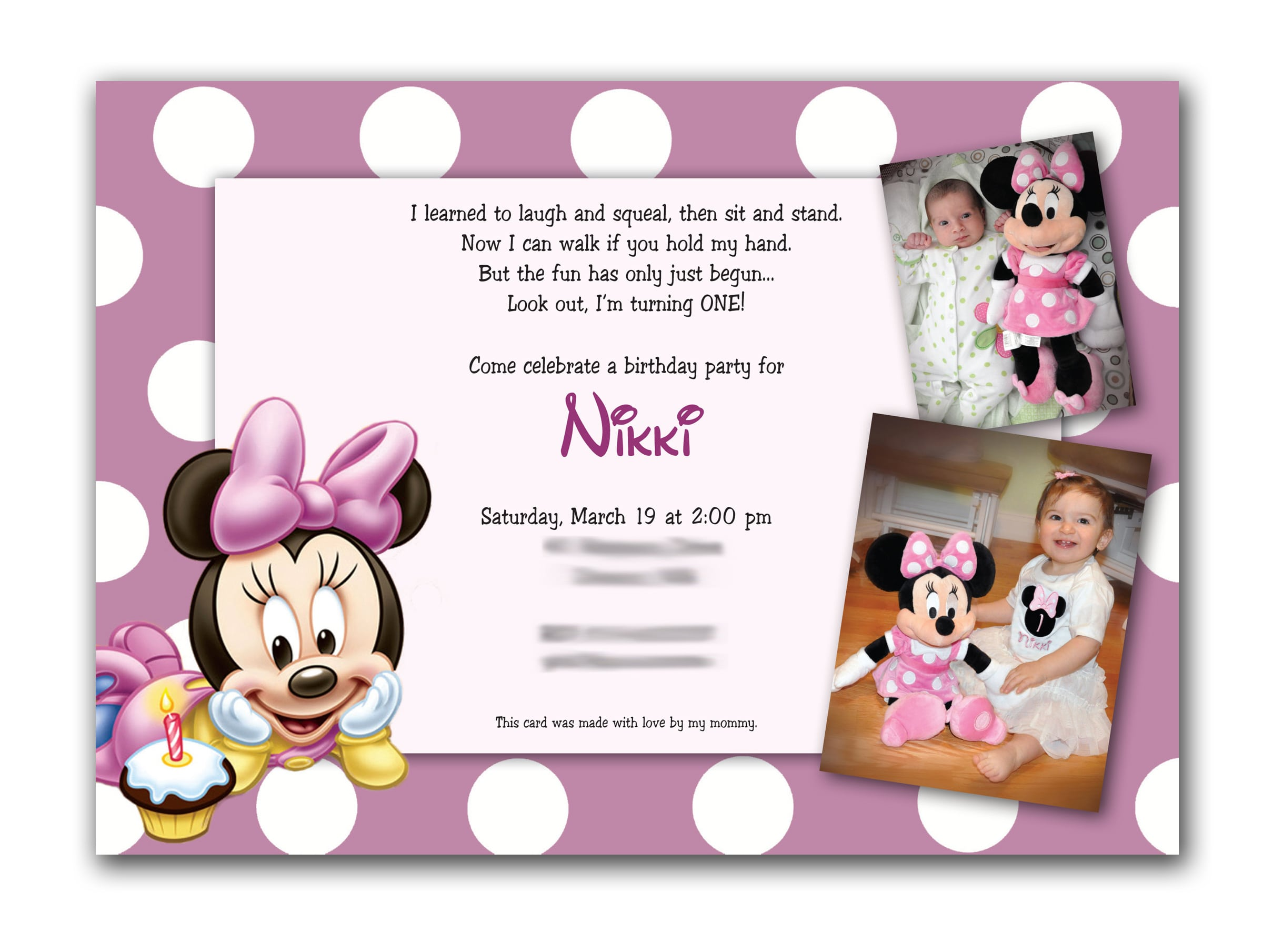 Imágenes de 1St Birthday Invitation Card For Baby Boy India