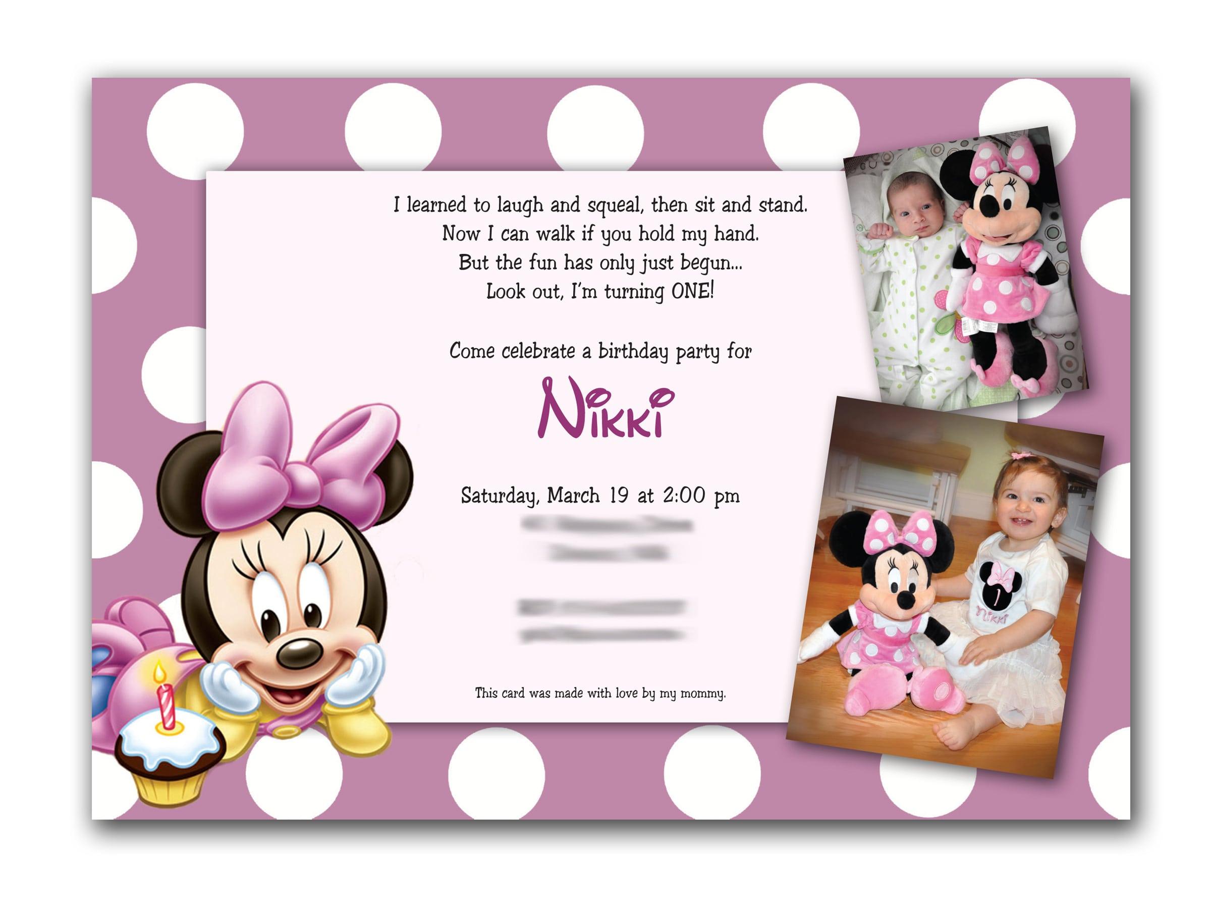 Birthday Invitation Postcards - Birthday invitation card maker in marathi