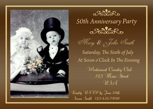Anniversary party invitation template download surprise anniversary party invitation templates stopboris Images
