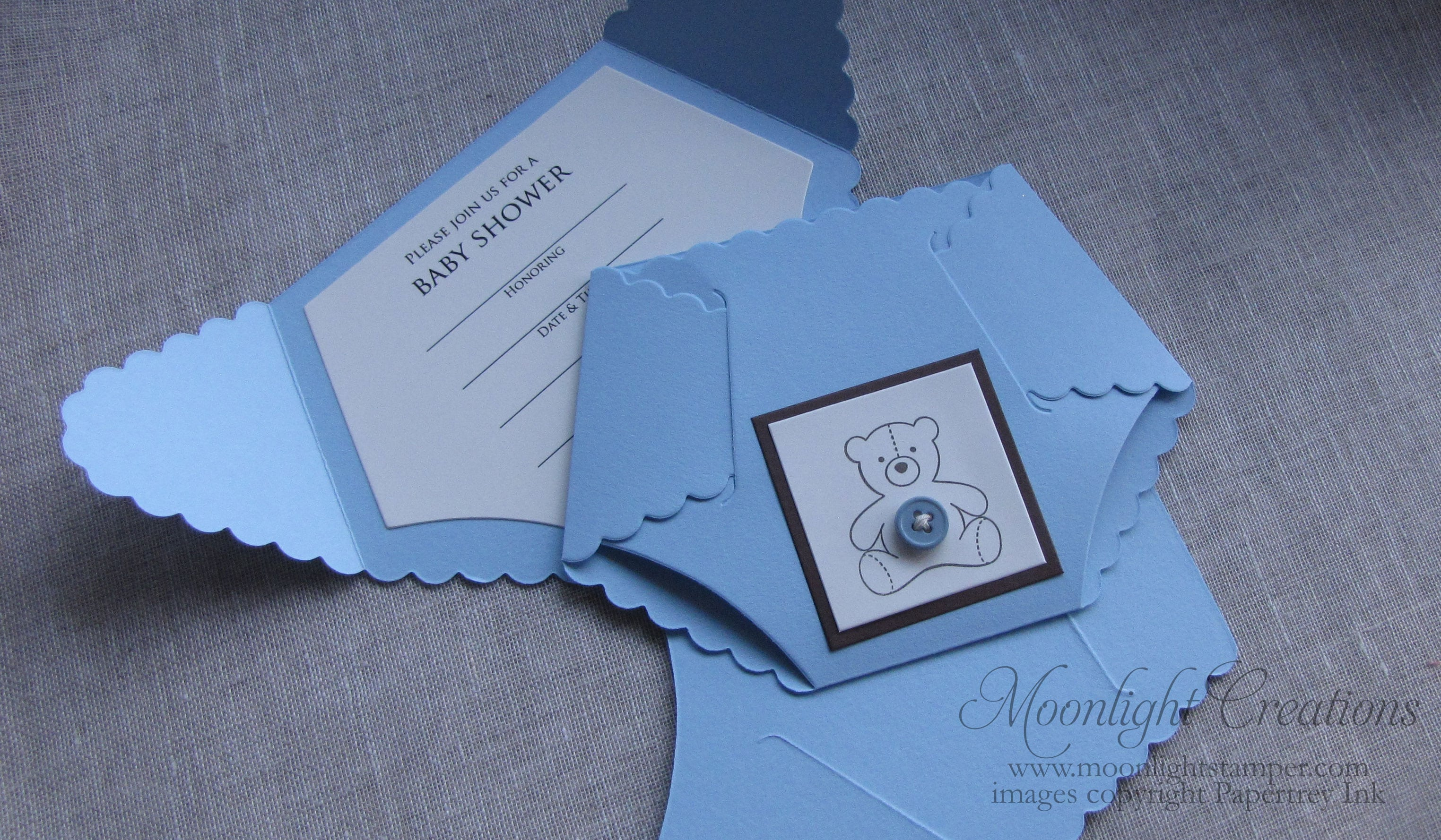 Baby Shower Invitation Ideas For A Baby Boy