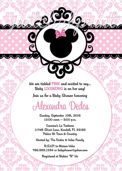 Birthday Invitation Layouts