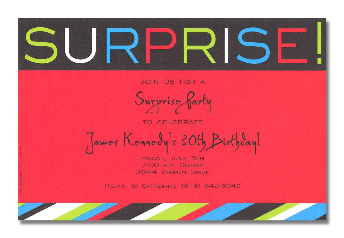 Birthday Invitation Wording For Guys