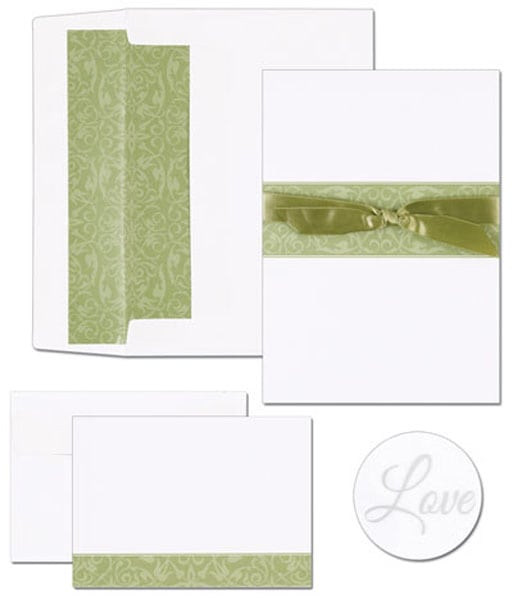 Blank Printable Invitation Kits