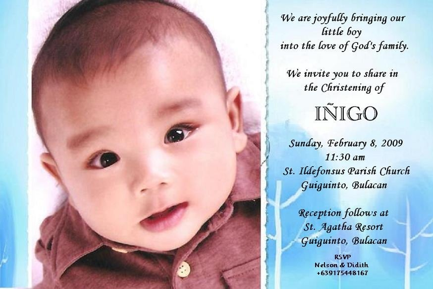 Christening invitation cards photo download christening invitation card photoshop stopboris Gallery