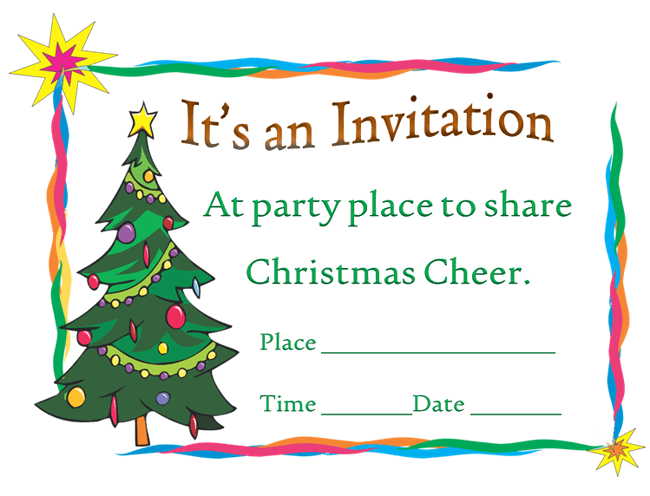 Holiday party invitations template word yelomphonecompany holiday party invitations template word stopboris Images