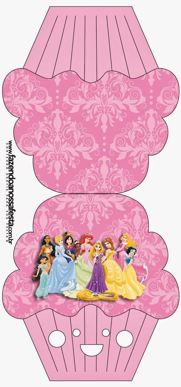 Free Disney Princess Invitation Printable