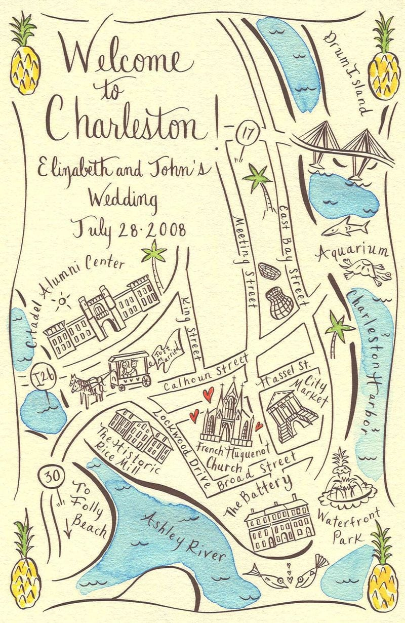Free Maps For Wedding Invitation